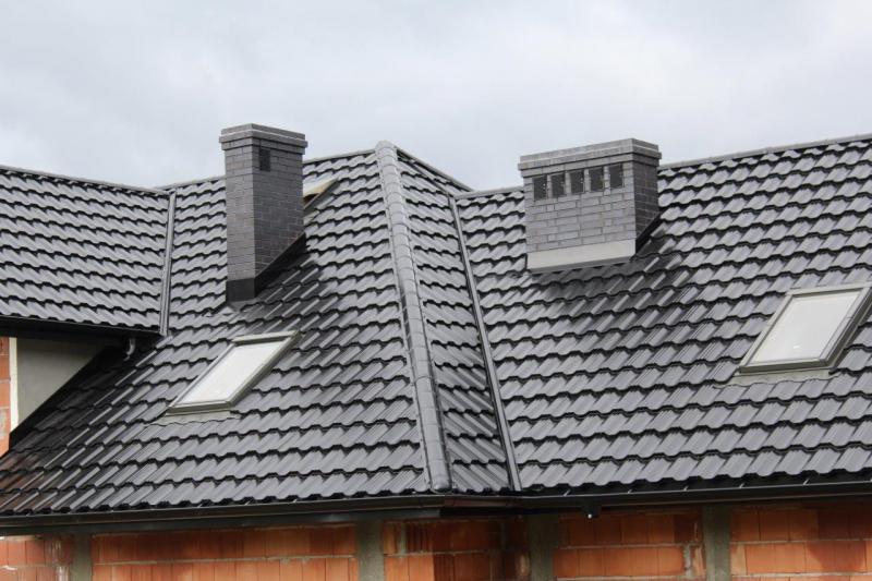 Металлочерепица Blachotrapez Germania в Бресте