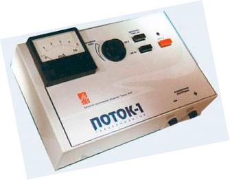 Электрофорез поток-1