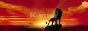 Фото Фотообои Komar, Disney 1-418 (202x73cm)