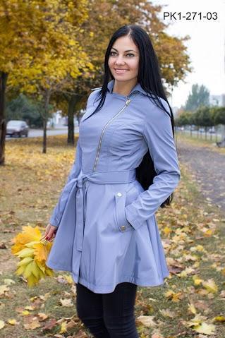 Женский плащ сезон весна/осень