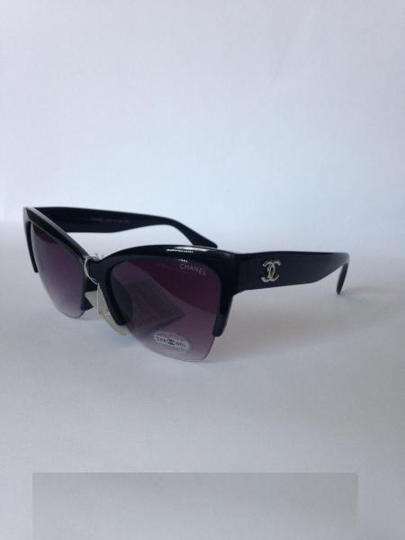 0004  Женские солнцезащитные очки Chanel