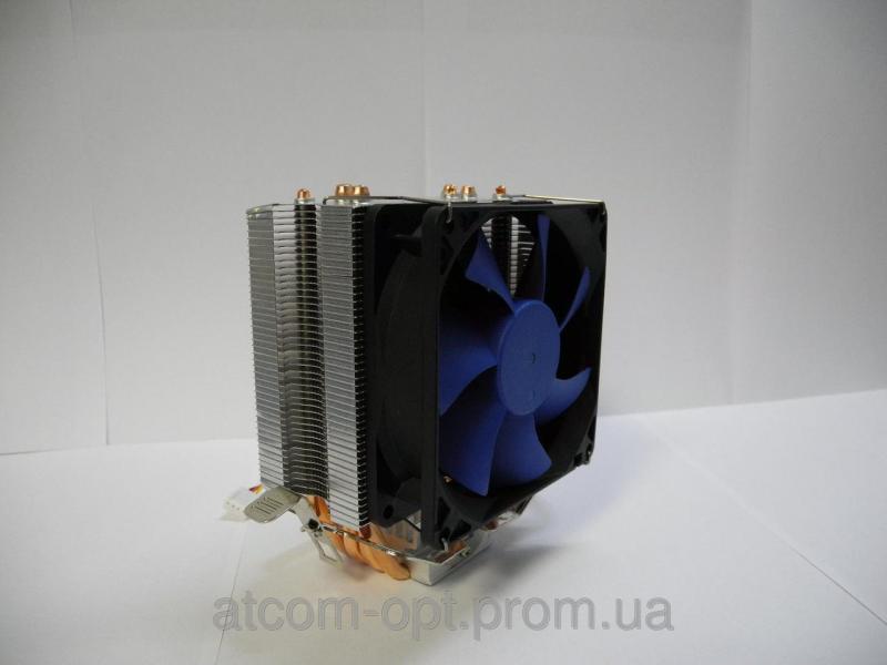 Кулер процессорный  Aero X4 (4 медные трубки, 92 мм. вентилятор), универсальный AMD/Intel