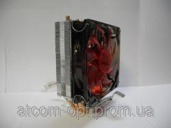 Кулер процессорный Aero Light  (4 медные трубки, 120 мм. вентилятор), универсальный AMD/Intel