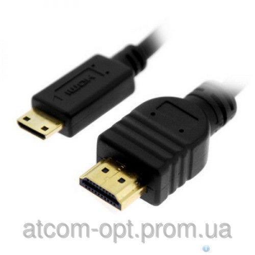 Кабель HDMI A-C mini, блістер, длина 5 м.