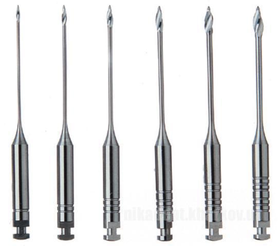 Фото Для стоматологических клиник, Эндоинструменты Mani Gates Drills (1шт)