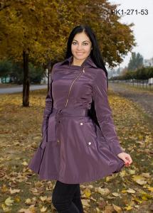 Фото Россия Плащ женский весна/осень