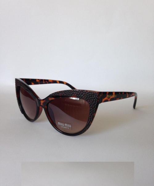 0027 Женские солнцезащитные очки Miu Miu