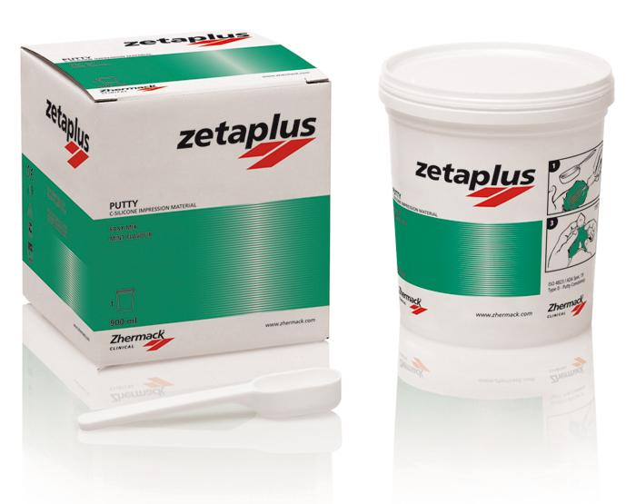 Zeta plus Putty (Зета Плюс База) 900мл