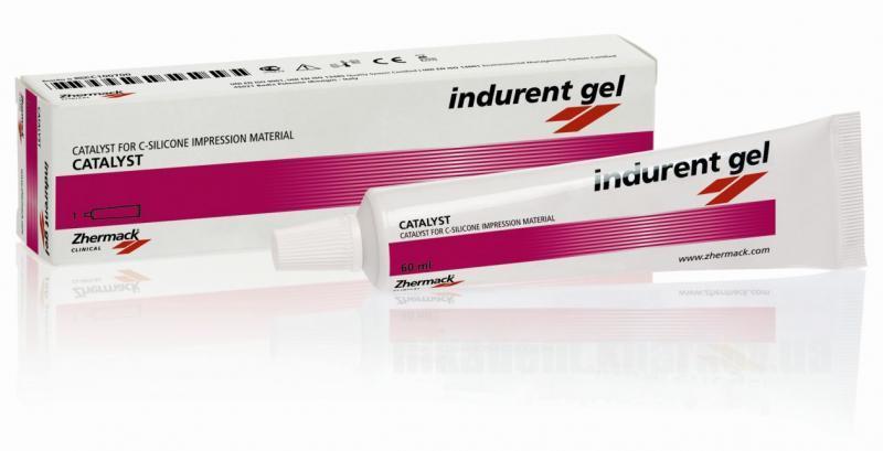 Фото Для стоматологических клиник, Материалы, Оттискные материалы Zeta Plus Indurent gel (Зета Плюс Индурент гель) 60мл