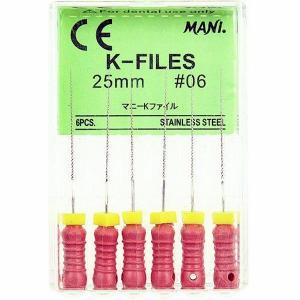 Mani K-Files 06,08 ультратонкие