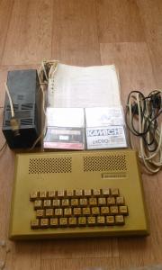 Фото антиквар, Родом из СССР ZX-SPECTRUM Домашний компьютер-Игровая приставка