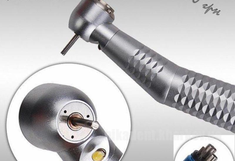 Фото Для стоматологических клиник, Наконечники Наконечник турбинный WT-305 LED ортопедия кнопка