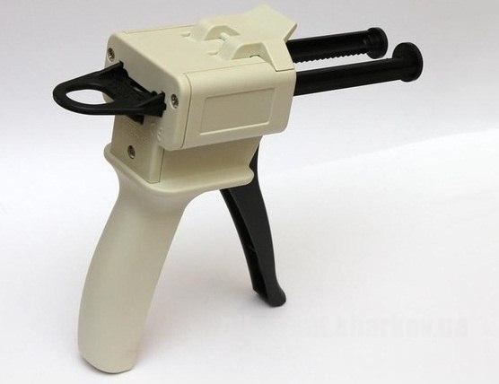 Фото Для зуботехнических лабораторий, АКСЕССУАРЫ, Инструменты Пистолет для А-силиконов