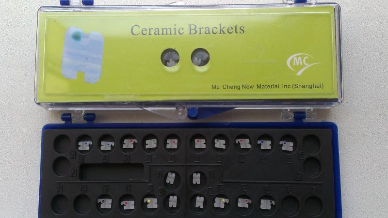 Брекеты керамические (комплект 20шт)