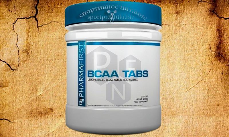 BCAA 320 tabl.