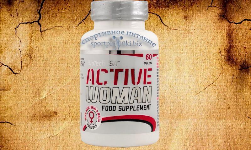 Active Women 60tab