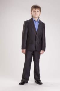 Фото Школьная форма, Школьная одежда для мальчиков, Младшая школьная группа Костюм для мальчиков Модель 2233 СПЕЦПРЕДЛОЖЕНИЕ
