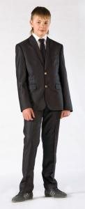 Фото Школьная форма, Школьная одежда для мальчиков, Младшая школьная группа Костюм для мальчиков Модель 9733 СПЕЦПРЕДЛОЖЕНИЕ