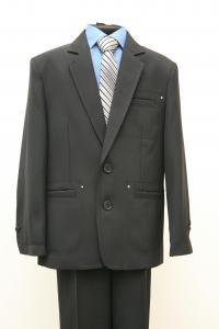 Фото Школьная форма, Школьная одежда для мальчиков, Младшая школьная группа Костюм для мальчиков Модель 8933