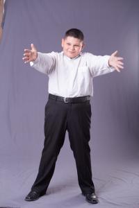Фото Школьная форма, Брюки для мальчиков, Школьные брюки Брюки для мальчика Модель