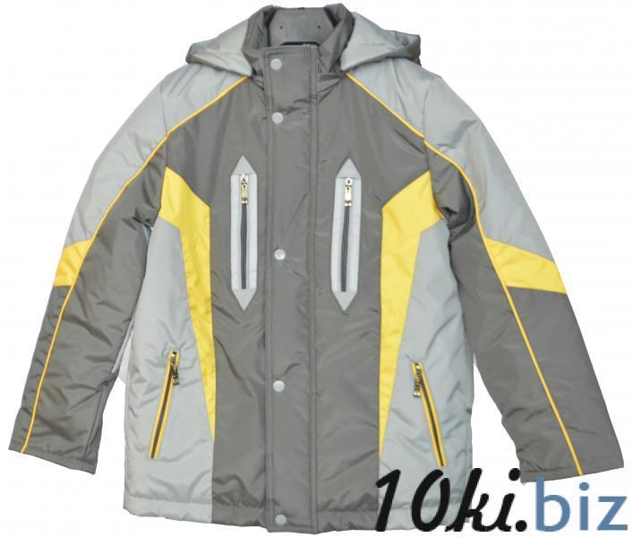 """Куртка для мальчика Модель """"Дэн"""" 04М-5/16В Куртки зимние, пуховики для мальчиков на рынке Люблино"""