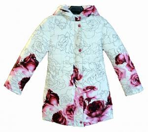 Фото Одежда весна 2016, Одежда для девочек, Пальто Пальто для девочки Модель