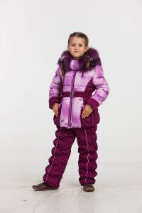 Фото Одежда зима 2016, Комплекты для девочек и мальчиков, Для девочек Зимний комплект для девочки Модель КД-06/15