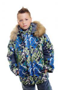 Фото Одежда зима 2016, Комплекты для девочек и мальчиков, Для мальчиков Зимний комплект для мальчика Модель КД-03/16