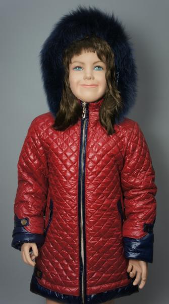 """Пальто для девочки """"Вероника"""""""