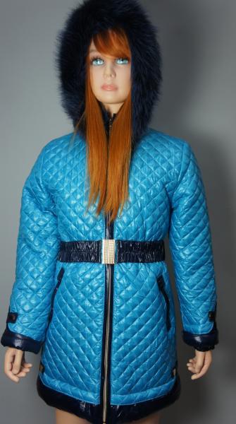 """Пальто для девочки """"Яна"""""""