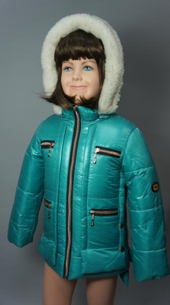 "Куртка для девочки ""Жанна"""