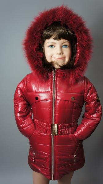 """Куртка для девочки """"Варюшка"""""""