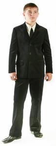 Фото Школьная форма, Школьная одежда для мальчиков, Спец.серия с увеличенным объемом талии Костюм для мальчика 9S80/3