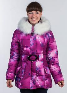 Фото Одежда зима 2016, Одежда для девочек Модель 07Д-6/15