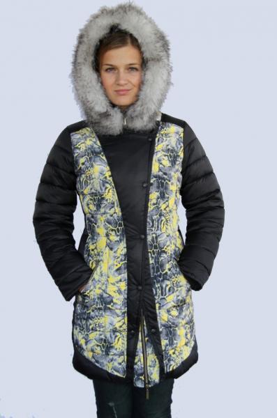 """Пальто для девочки Модель 4414 """"Ягуар"""""""
