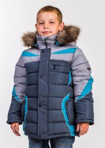 Фото Одежда зима 2016, Одежда для мальчиков Куртка для мальчика Модель 6815