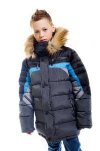 Фото Одежда зима 2016, Одежда для мальчиков Куртка для мальчика Модель 7115