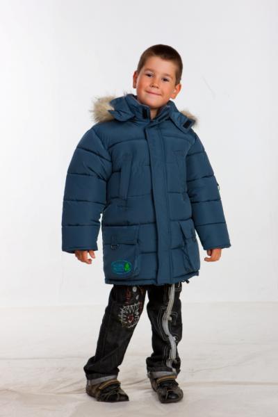 """Куртка для мальчиков Модель 1311 """"Экология"""""""
