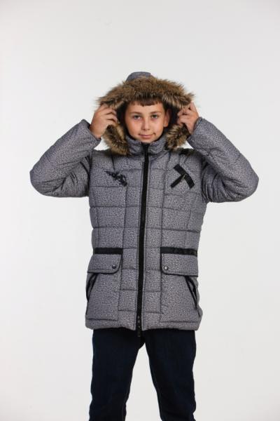 """Куртка для мальчиков Модель 2912 """"Дракон"""""""