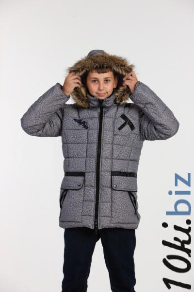 """Куртка для мальчиков Модель 2912 """"Дракон"""" Куртки зимние, пуховики для мальчиков на рынке Люблино"""