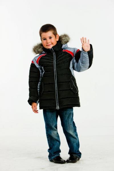 """Куртка для мальчиков Модель 2113 """"Десант"""""""