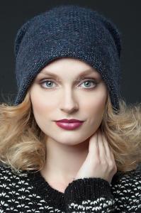 Фото молодежная шапка, Premium Шапка Линда