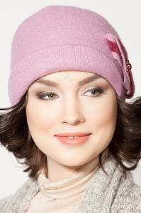 Фото женская шапка, Classic Шапка Ксения