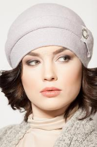 Фото женская шапка, Classic Шапка Тея
