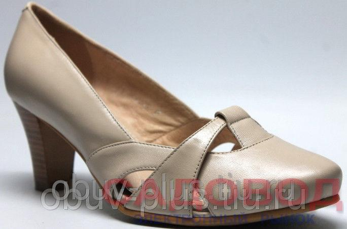 Туфли ASCALINI 516 / код 802 (8) Туфли женские на рынке Садовод