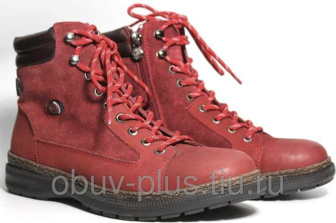 Ботинки зимние ANEMONE 305 \\ 4012-51 S (6)