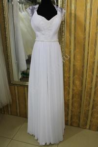 Фото СВАДЕБНЫЕ ПЛАТЬЯ, Прямые свадебные платья СВАДЕБНОЕ ПЛАТЬЕ