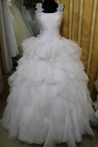 Фото СВАДЕБНЫЕ ПЛАТЬЯ, Бальный стиль свадебных платьев СВАДЕБНОЕ ПЛАТЬЕ
