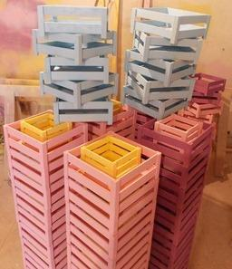 Ящики. Декоративные деревянные под подарки. Изготовление.