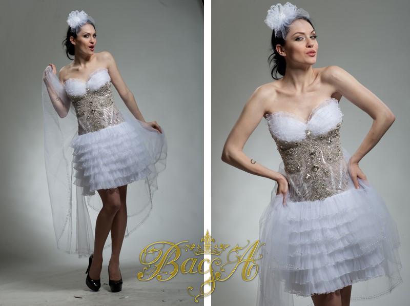 Свадебное платье Модель 383